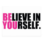 BE YOU POST CARD