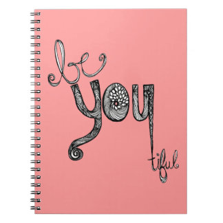 Be-You-Tiful Note Books