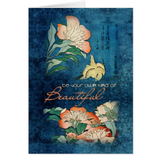 Be Your Own Kind of Beautiful Greeting Cards