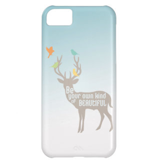 Be Your Own Kind of Beautiful iPhone 5C Case