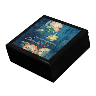Be Your Own Kind of Beautiful Jewelry Box