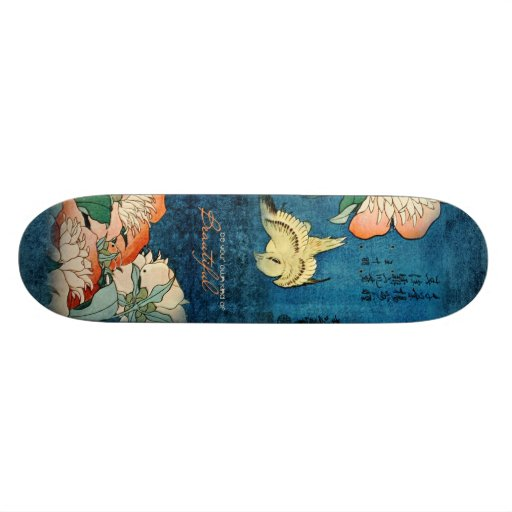 Be Your Own Kind of Beautiful Skate Board