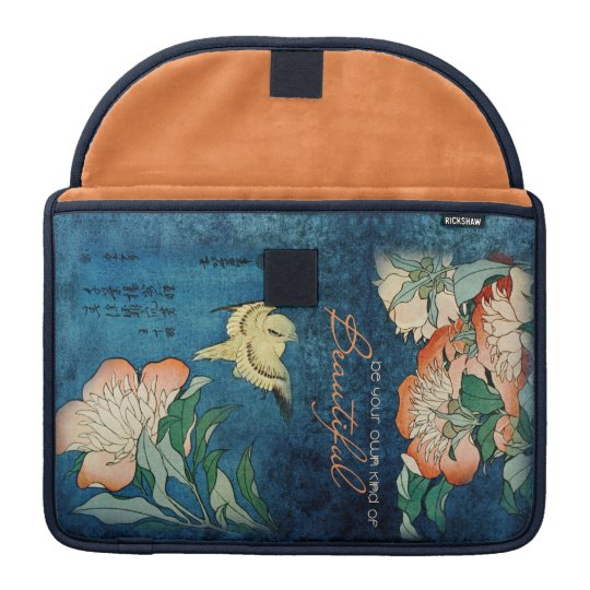 Be Your Own Kind of Beautiful Sleeve For MacBooks