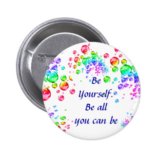 Be Yourself_ Button