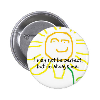 Be yourself :) button