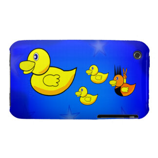 Be Yourself Duck Case-Mate iPhone 3 Case
