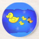 Be Yourself Duck Coaster