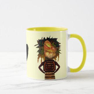 Be yourself with attitude mug