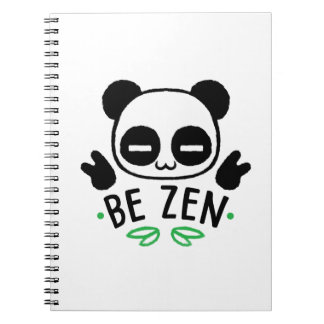 Be Zen Notebook
