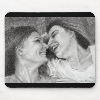 Bea Smith & Allie Novak Mouse Pad