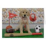 Bea Sports Card
