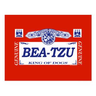 Bea-Tzu Postcard