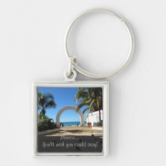 BEAACC Beach Access Keychain