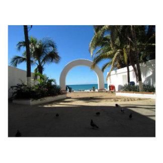 BEAACC Beach Access Postcard