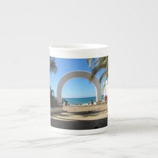 BEAACC Beach Access Porcelain Mug