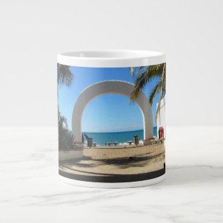 BEAACC Beach Access Extra Large Mugs