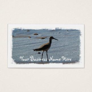 BEABIR Beach Birdie Business Card