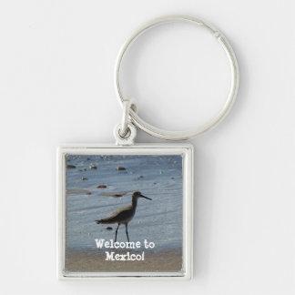 BEABIR Beach Birdie Keychain