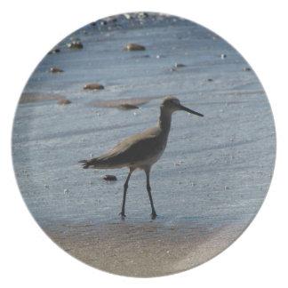 BEABIR Beach Birdie Plate