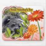 Beacat Valentine Mousepad