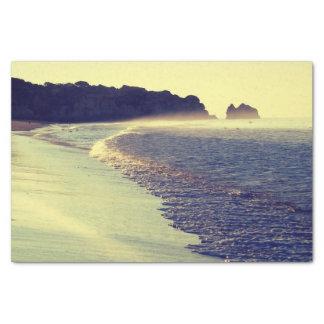 "Beach 10"" X 15"" Tissue Paper"