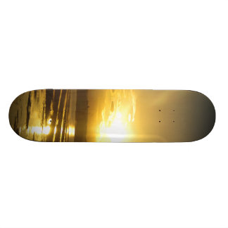 Beach 1 skateboard deck