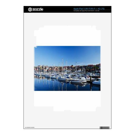 beach-72900.jpg pegatina skin para iPad 3