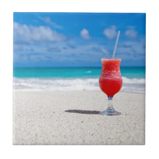 beach-84533 beach beverage caribbean cocktail drin ceramic tiles