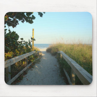Beach Access Mousepad