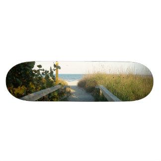 Beach Access Skateboard