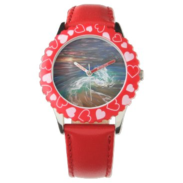 beach accessories wrist watch