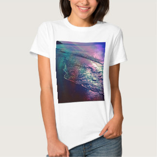 Beach, altered colors 03 t-shirt