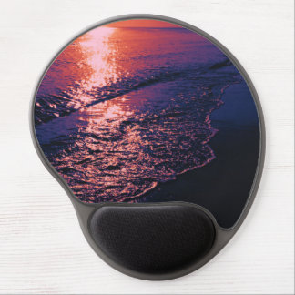 Beach, altered colors 04 gel mousepads