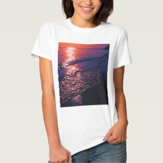 Beach, altered colors 04 t shirt