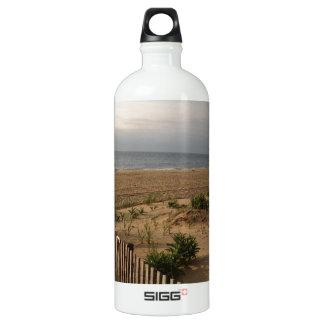 Beach Aluminum Water Bottle