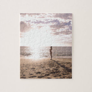 Beach and Life Jigsaw Puzzle