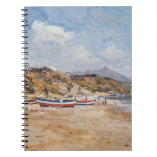 Beach and Mountains Nerja 2001 Notebook