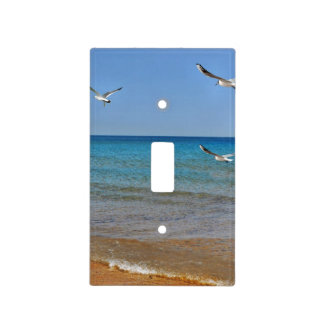 Seaside Light Switch Covers Zazzle