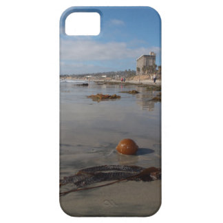 Beach and seaweed iPhone 5 cover