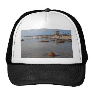 Beach and seaweed hat