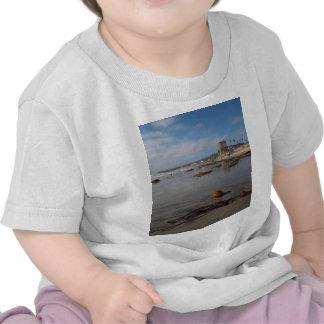 Beach and seaweed tshirt