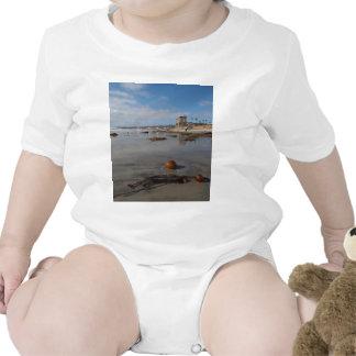 Beach and seaweed bodysuit