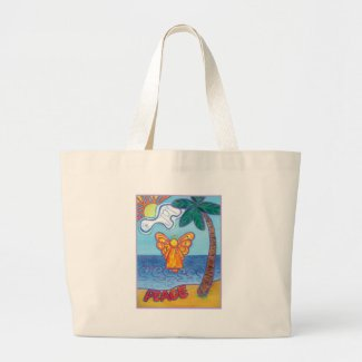Beach Angel Bag