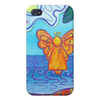 Beach Angel iPhone 4 Speck Case