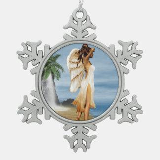Beach Angel Ornaments