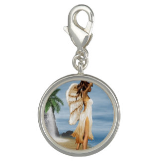 Beach Angel Charms