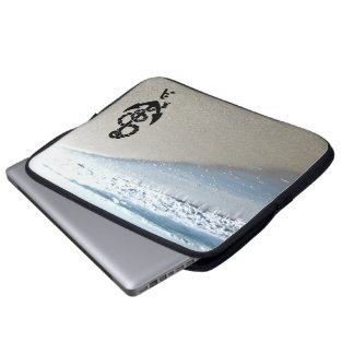 Beach Antique Anchor Personalized Laptop Sleeve Computer Sleeve