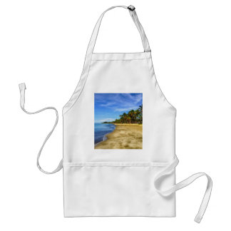 Beach Adult Apron