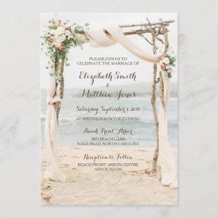Destination Wedding Invitations Zazzle