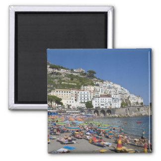 Beach at Amalfi, Campania, Italy Magnet